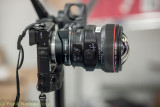 Canon Tilt shift 17mm F4.0 TS-E on the NEX 7 with Metabone adapter