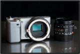 Sony NEX-5, the camera and Leica Lenses