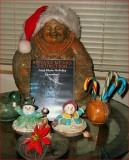 Ho Tei  Santa