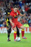 Wales v Belgium FIFA 2014 World Cup qualifier football