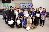 2010 - 2011 RCIA 結業禮