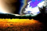 Storm on Leidy Peak