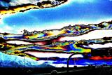 Dusk in Utah