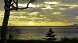Dawn, Cape North