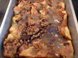NEW ORLEANS BREAD PUDDING
