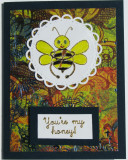 Card made for Operation Write Home