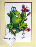 OWH challenge: Cards for Children