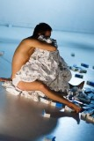 CDC  _  Mauvais Genre d'Alain Buffard   répétitions   01/2012