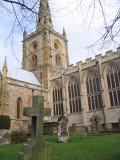 Holy Trinity Church, Stratford Upon Avon