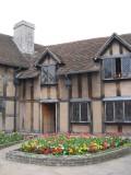 Shakespeare's Birthplace, Stratford Upon Avon