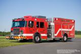 Wilmington Manor, DE - Rescue Engine 28-6