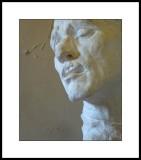 Rodin : Tête colossale de Pierre de Wissant c.1910