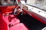 Interior  Peugeot 404