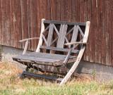 Old Sun Bench