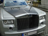 Rolls in Munich