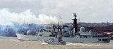 HMS Liverpool and HMS Charger