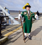 Terry Stubbings Town Crier of Liverpool