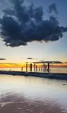 Port Willunga Jetty Sunset