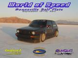WORLD OF SPEED 2011 BONNEVILLE SALT FLATS, UTAH