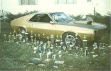 I HAD A 1969 AMX THAT I HAD VERY GOOD LUCK RACING IN SCCA SOLO EVENTS BACK IN THE 60'S, I WISH I HAD IT BACK NOW.