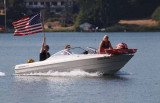 Spanaway Lake Western Divisional Hydroplane Races 2011