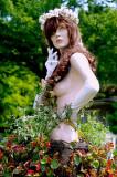 Déesse des fleurs