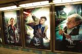 New York Subway Harry Potter