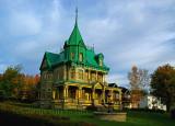 Côte-de-Beaupré architecture Ancienne (Québec)