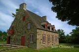 Vieux Presbytère ( Deschambault - Grondines ) _built  1815