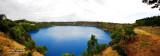 Blue Lake in Panorama