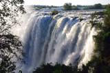 High season water fallings