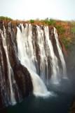Low Season water falling