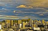Clearing Storm Honolulu