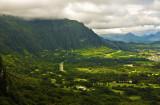 Nuuanu Pali Lookout #2
