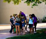 Family celebration, Scottsdale Civic Center, Scottsdale, Arizona