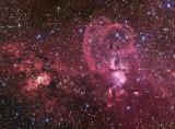 NGC3576 LRGB 60 30 20 30