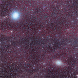 Centaurus  A and Omega Centauri