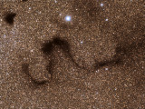 Snake Nebula LRGB 40 20 20 20