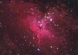 Eagle Nebula HaRGB 60 30 20 25