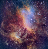 IC4628   HaS11O111 60 60 105  LRGB 90 25 25 25 = 6:30 hours