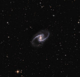 NGC1365 LRGB 270 60 110 220 for a total of 11 hours