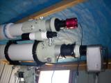 FS152 and flattener FSQ and Starfish closeup 2.jpg