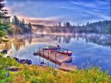 Lake of the Woods - Sunrise