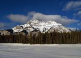Winter at Cascade Mountain