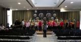 Encuentro Coral Cristobal de Morales - Coro de profesores de Coimbra en Cículo de bellas Artes de Madrid