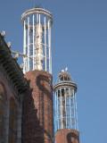 La Catedral de Mejorada del Campo (Madrid)