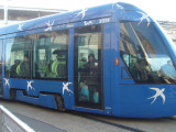 Pics of trams in Montpellier