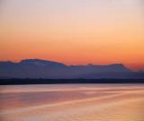When a sunset looks like a sunrise....