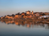 I like my little town from early morning....