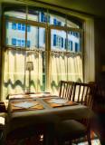 Breakfast table...